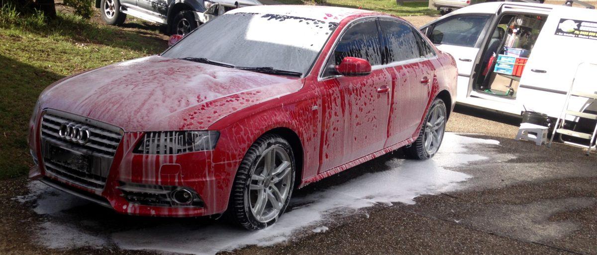 Permalink to: Car Detailing